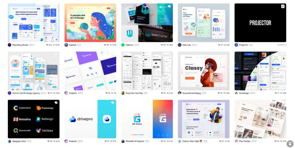 İlham Alabileceğiniz Tasarım Siteleri