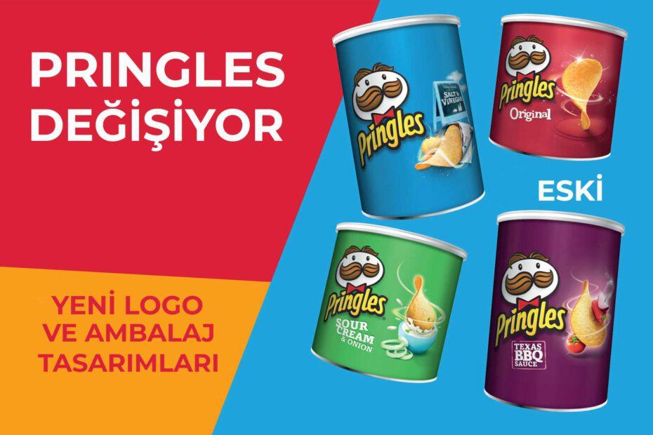 Pringles Yeni Logo Tasarımı