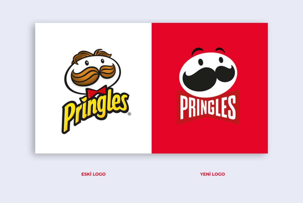 Pringles Markasının Maskotu Değişti